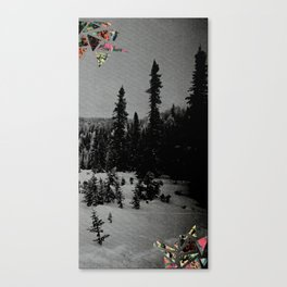 Tesselate 2 Canvas Print