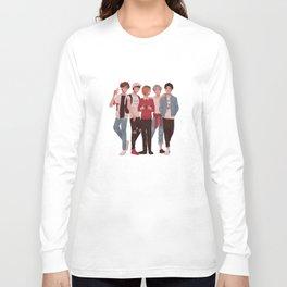 Pretty Setter Squad Long Sleeve T-shirt