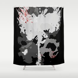 Reach Out and Hug Someone Shower Curtain