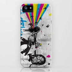 What A Wonderful World Slim Case iPhone (5, 5s)
