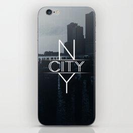 New York City iPhone Skin