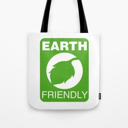 Earth Friendly Tote Bag