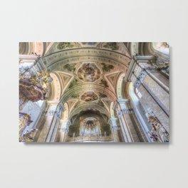 Tihany Benedictine Abbey Metal Print
