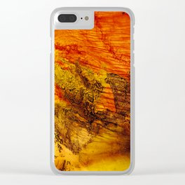 Wing Clear iPhone Case