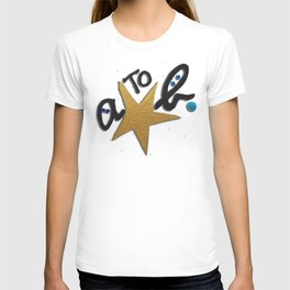 B FOR AGNES B - A STAR TO BE T-shirt