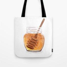 Honey Pot Painting Tote Bag