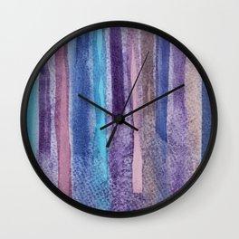 Abstract No. 380 Wall Clock