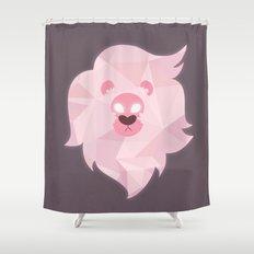 Lion - Steven Universe Shower Curtain