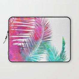 Palms Explosion Laptop Sleeve
