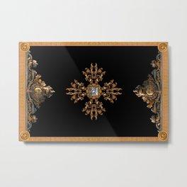 Versailles Signature Metal Print