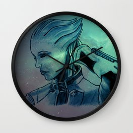 Shadowbroker Wall Clock