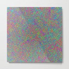 Color Medley Metal Print