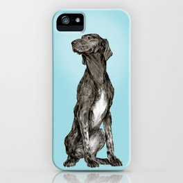 Pointers iPhone Case