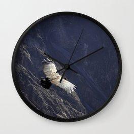 Condor Wall Clock