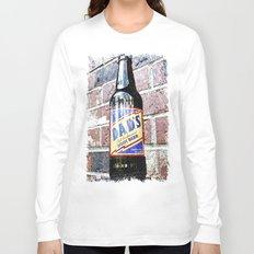 Retro root beer Long Sleeve T-shirt