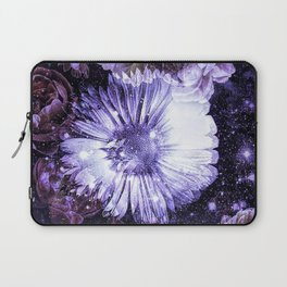 Floral Blessings In The Garden Of Faith Laptop Sleeve