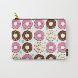 Sparkle Donuts Carry-All Pouch