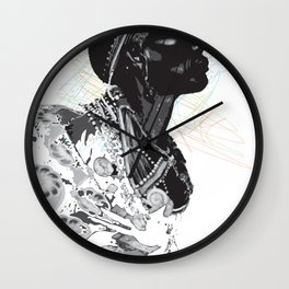 Genius Genes Wall Clock
