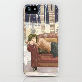 KAZABANA iPhone Case