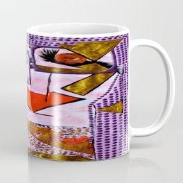 Ms Hologram tetkaART Coffee Mug