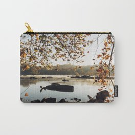 Sunrise on the Potomac Carry-All Pouch