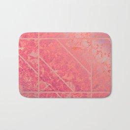 Pink Marble Texture G281 Bath Mat