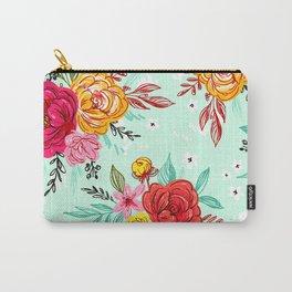 Rosegarden Carry-All Pouch