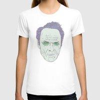clint eastwood T-shirts featuring Clint Eastwood by Maciek Szczerba