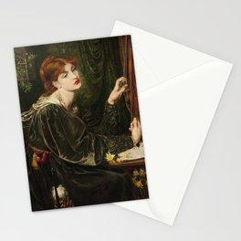 Dante Gabriel Rossetti - Veronica Veronese Stationery Cards