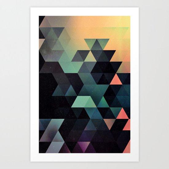 ynclyssy Art Print