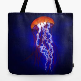 Jellyfish - Vulpecula Tote Bag