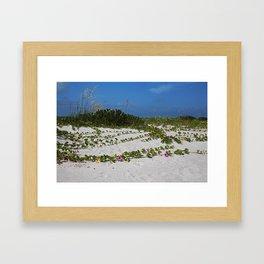 Railroad Vines on Boca I Framed Art Print