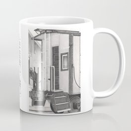 All aboard! Coffee Mug