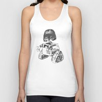 wall e Tank Tops featuring Wale/Wall-E by Λdd1x7