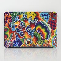 globe iPad Cases featuring Globe by Leah Moloney