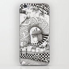 There will be Nonsense in it iPhone Skin