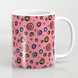 DOTTIE PINK Coffee Mug