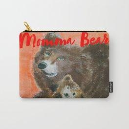 momma bear Carry-All Pouch