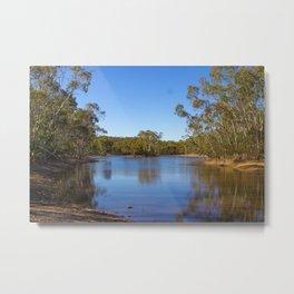 Parawirra Water front Metal Print