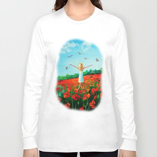 Flying soul Long Sleeve T-shirt