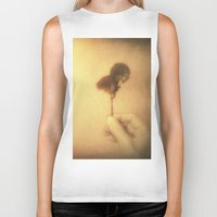 imagine Biker Tanks featuring Imagine by Victoria Herrera