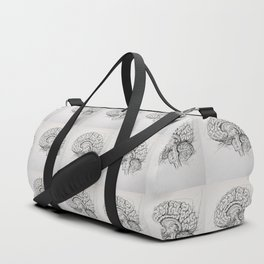 Brain Duffle Bag