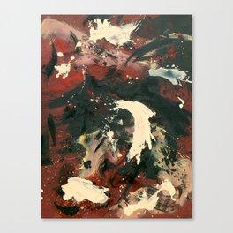 Untitled, 2014 Canvas Print