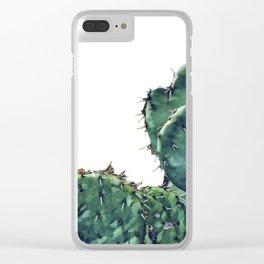 Free Hug Clear iPhone Case