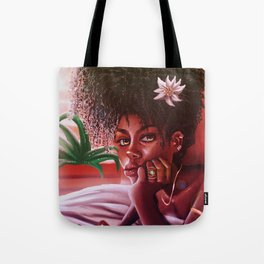 In her room Tote Bag