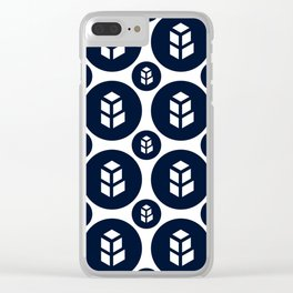 Bancor - Amazing Crypto Fashion Art (Large) Clear iPhone Case