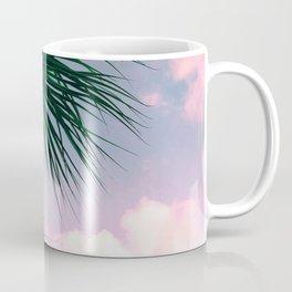 Sunset Palms jungalo tropical Coffee Mug