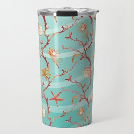 Marine Pattern 11 Travel Mug