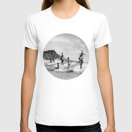 Tandem Surfing T-shirt