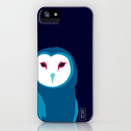 Fancy Owl iPhone Case